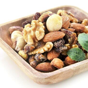 7種のミックスナッツ 無添加 無塩 お得用 500g 素焼き ナッツ (送料無料)