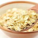 オーガニック オートミール 無添加 オーツ麦 お徳用 1kg 有機栽培 送料無料