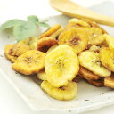 リッチ バナナチップス 200g 黒糖&岩塩 バナナチップ (送料無料)