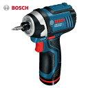 【在庫特価】BOSCH(ボッシュ) 10.8Vインパクトドライバー GDR10.8-LI