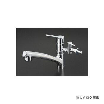 KVKKM5021TTU流し台シャワー混合栓分岐付