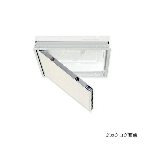 城東テクノJoto高気密・高断熱型天井点検口400×600(2×4工法向け)点検口:ホワイト断熱蓋:アイボリー(1セット)SPC