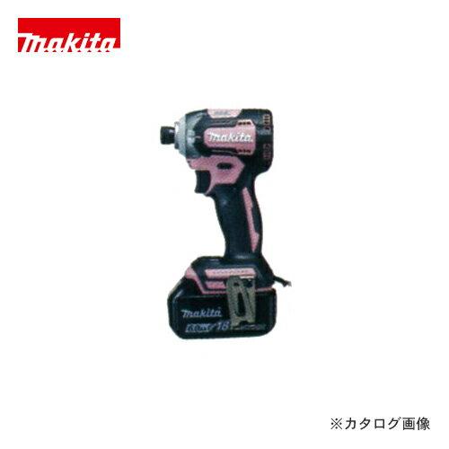 マキタ Makita 18V 充電式インパクトドライバー ピンク (6.0Ahバッテリ×2本・充電器・ケース付き) TD170DRGXP:工具屋「まいど!」