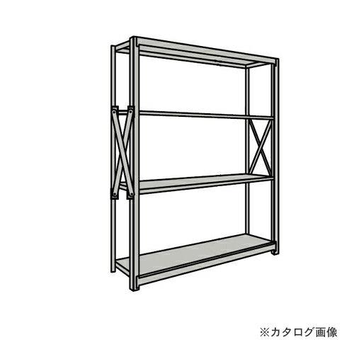 【運賃見積り】【直送品】サカエ SAKAE 重量棚NR型 NR-1354:工具屋「まいど!」