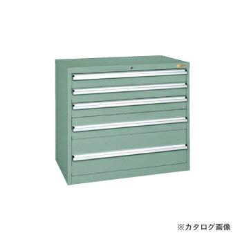 【直送品】サカエSAKAESKVキャビネットSKV8-853BNG
