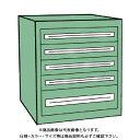 【運賃見積り】【直送品】 TRUSCO VE9S型キャビネット 880...