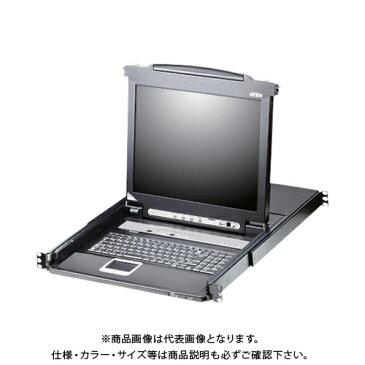 【運賃見積り】 【直送品】 ATEN KVMドロワー 8ポート/17インチLCD一体型/マルチインターフェース/ロングレール CL5708MJJL
