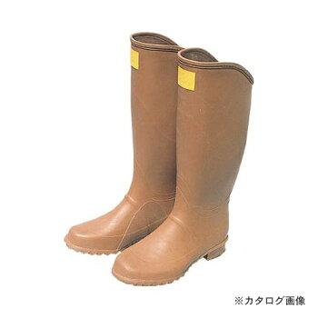 ワタベ電気用ゴム長靴25.5cm240-25.5