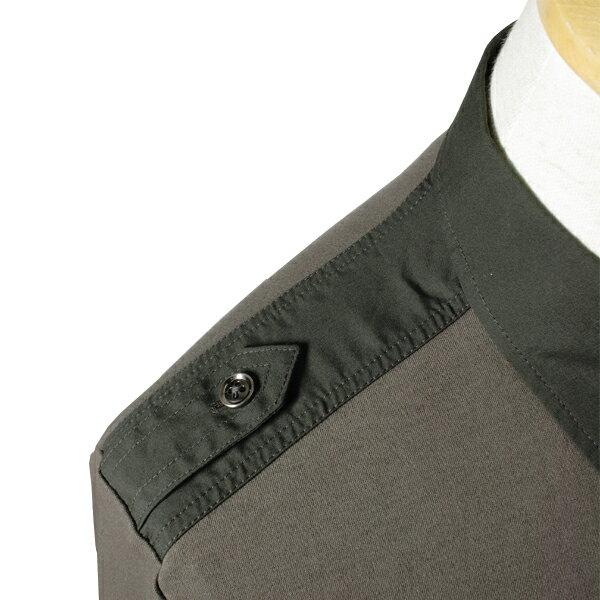 メンズ 長袖スムースシャツ 日本製 (父の日 ...の紹介画像3