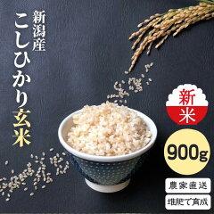 玄米900g