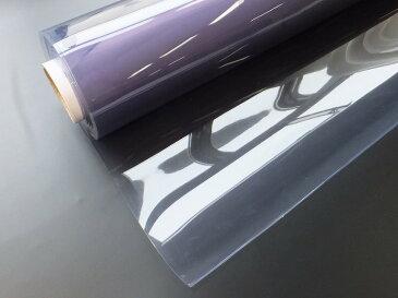 【法人様直送限定】ビニールシート 透明 3.0mm×100cm幅×10m巻 日本ウェーブロック タフニール透明【代引不可】