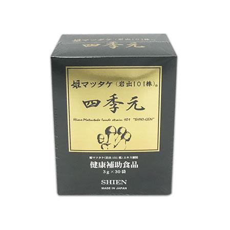 四季元 (岩出101株姫マツタケ) 90g(3g×30袋)
