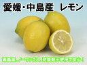 希望の島 国産レモン(愛媛・中島産)訳ありジュース用 5kg【無農薬・ノーワックス・防腐剤無使用】*収穫次第順次出荷、届日指定不可*次回入荷は7/31〜8/1頃の予定です。