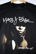 "MARYJ.BLIGE/""411COVER""Tee/black"