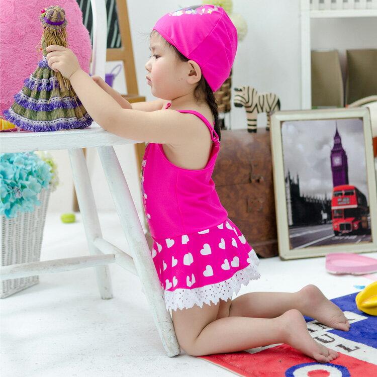 アナと雪の女王ワンピース水着子供/女の子/ベビー水着/水着子供女の子/100/110/120/130/140cm/ピンク帽子付きキャップこども水着ピンク/子供水着/女の子水着/女児水着/キッズ水着女の子/キッズみずぎ/BABY/ベビースイムウエア/ビキニ水着/2点セット/キッズ水着/子ども水着