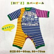 【BIT'Z】カバーオールトップ