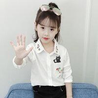 子供服猫顔トップスYシャツTシャツ白黒