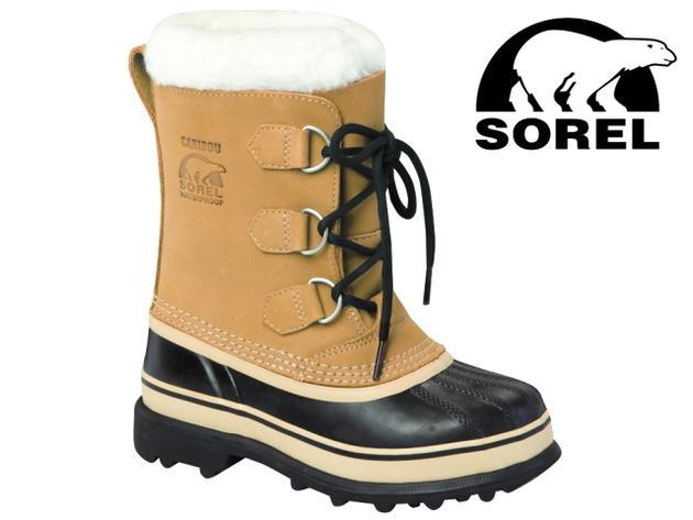 靴, ブーツ  SOREL YOUTH CARIBOU LY1000-281