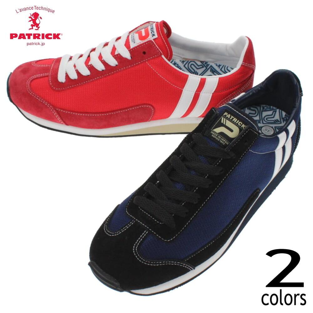 メンズ靴, スニーカー  PATRICK 17 MIAMI 17 NVY(592102) RGE(592107)GFOH