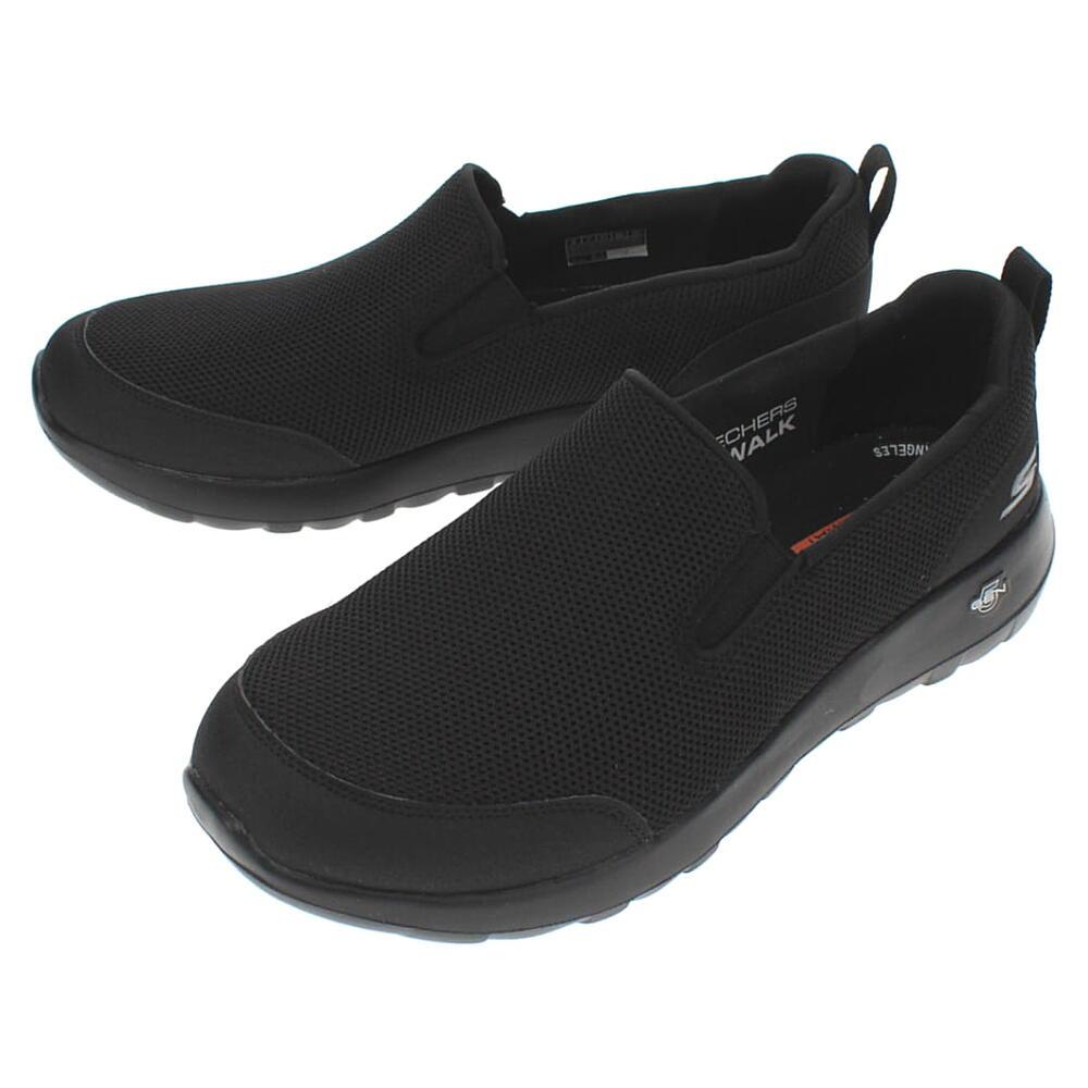 メンズ靴, ウォーキングシューズ  SKECHERS GO WALK MAX CLINCHED 216010 BBK GFOG