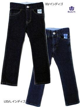 セール 30%OFF SALE ブルーオリゾン BLEU H. スリムストレートデニム パンツ ズボン (130・140)060153-3 子供服 キッズ ベビー ジュニア 男の子・女の子