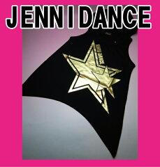 ●即納●【メール便送料無料】【JENNI DANCE★ジェニイ ダンス】DANCEにおすすめ! 天竺 タン...