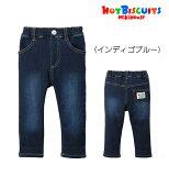【MIKIHOUSE★ホットビ】ストレッチデニムパンツ【80-130cm】
