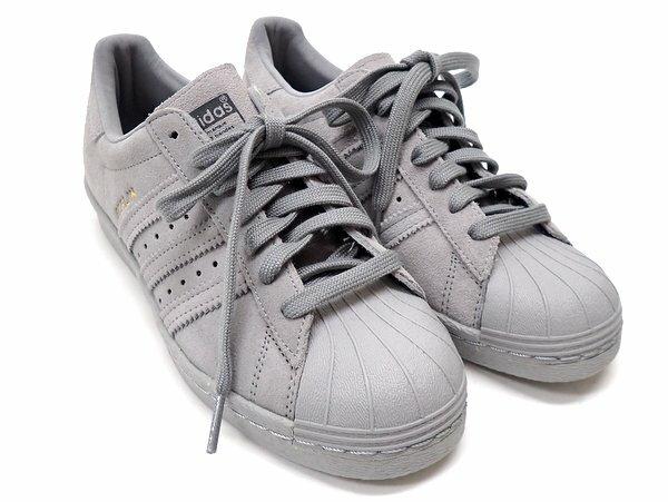 レディース靴, スニーカー  adidas 80s Light Granite 22.5cm B32661SUPERSTAR CITY 27134k0159