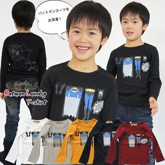 Stock as long as 1000 yen uniform Korea kids clothing bargain products LOVE ANGEL laundry Batman t-shirt 4200 yen (tax included) more than you buy in (cash out) s fashionable キッズミオ? t 100 cm 110 cm 120 cm 130 cm-140 cm 150 cm-160 cm