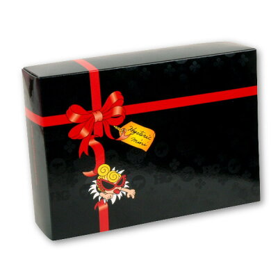 プレゼントにはピッタリっ♪Hystericmini(ヒステリックミニ) ギフトBOX【ブラック】【楽ギフ_...
