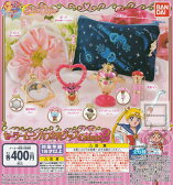 【コンプリート】美少女戦士セーラームーン カプセルグッズ Deluxe2 ★全6種セット