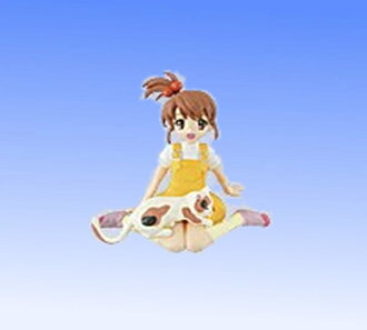 The melancholy of Haruhi Suzumiya figure Meister SOS cantabile [7] Kyon sister & shamisen 1st color