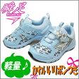 瞬足 レモンパイ 女の子 キッズ スニーカー LEC3680 サックス 俊足 子供 靴 運動靴 通学靴 シュンソク (syunsoku) 子供靴