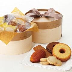 【贈り物・内祝・出産内祝・引出物・引き菓子】キハチ人気の焼菓子をかわいいBOXに詰合せました...