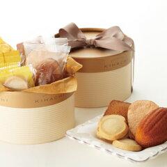 【ホワイトデー・贈り物・出産内祝・キハチ・引き菓子】キハチ人気の焼菓子をかわいいBOXに詰合...