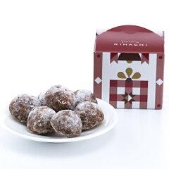 ウィンターBOX ポルボロン ショコラ【パティスリー キハチ】【クリスマス】