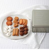 パティスリー キハチ 内祝い 内祝い お返し 内祝い お菓子 クッキー ギフト クッキー 詰め合わせ クッキー 缶 クッキー かわいい お年賀 お年賀ギフト 御年賀 御年賀ギフト プティフールセック 6種