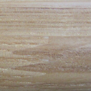 木製手すりセット2.5m中間接続タイプ(タモ丸棒1.25m直径φ35mm2本壁付用金具BR-101×2・BR-102L×1・BR-102R×1・BR-607×1・ABR-CR×1)Δ手すり手摺玄関廊下階段トイレ介護介護用品介助用品手すりセットΔ