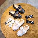 子供シューズ フォーマル靴 女の子用 キッズ フォーマルシューズ 柔軟 すべり止め 発表会 結婚式 入学式子供シューズ リボン ベビー 可愛い 新作 2