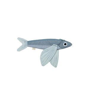 Donfisher ドンフィッシャー 防水キーリング FLYING FISH waterproof KEY コインケース 雑貨 魚雑貨 キーリング キーホルダー 子供 ユニセックス インポート子供服