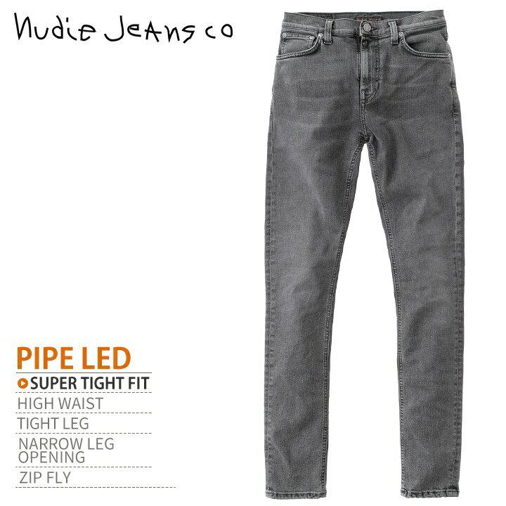 メンズファッション, ズボン・パンツ Nudie Jeans PIPE LED GREY MARBLEW2632L32ndj-m-p-83-308 34,100