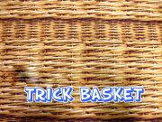トリック バスケット キャンバス