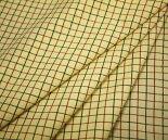T/Cブロード先染めグラフチェック♪巾118cm日本製布生地布地服地綿コットン生地ポリエステル通販チェックチェック柄