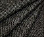 きれいな光沢♪日本製高級ウール100%・シャークスキン(ツイル)先染め杢グレー♪W巾150cm布生地布地服地通販ウール10cm単位カットウール生地無地