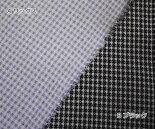 TCドビー先染めミニチェック全2色w巾148cm日本製布生地布地服地綿コットン生地ポリエステル通販サックス黒