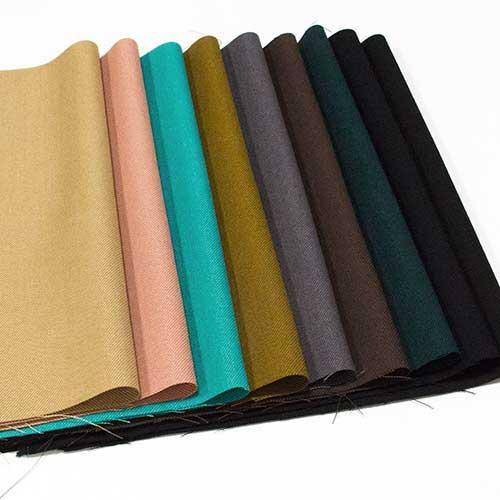 ウール【TX87250】【無地】【ウール生地】カラー全9色【一反単位の販売】【ウールサージ】TX87250☆ブラウスやスカート、ワンピース、ストールなど小物にも:生地のお店オガワ
