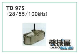 ホンデックス振動子5kwTD97S28/55/100kHz舷側タイプ【smtb-kd】