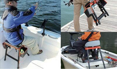 ■フィッシングチェアーチェアー&シートセットBM-FCS-ST■BMO釣りフィッシングマリンレジャーボート船釣り送料無料