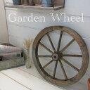 IDYLLIC GARDEN Garden Wheel /ガーデンウィール/ディスプレイ用木製車輪