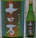 福島・花泉酒造・ロ万シリーズ 十ロ万(とろまん) 純米吟醸 一回火入れ(ひやおろし)720ml